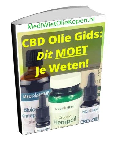 MediWietOlieKopen.nl - CBD Olie Wietolie Gids