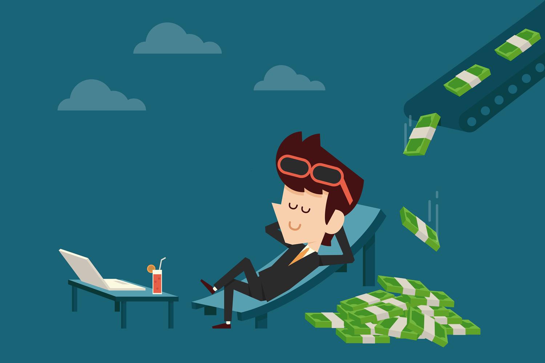 online geld verdienen passief inkomen - 132.nl