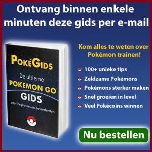 De Ultieme Pokemon GO Gids met tips - trucs - pokestop - pokegym - pokedate.nl
