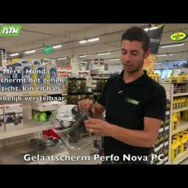 Gelaatscherm Perfo Nova PC – BTN de Haas