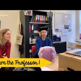 Stream the Professor 1: prof. Debbie van Baarle van het RIVM