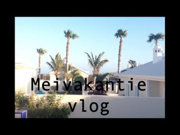 Meivakantie vlog 3: inbraak + roomtour