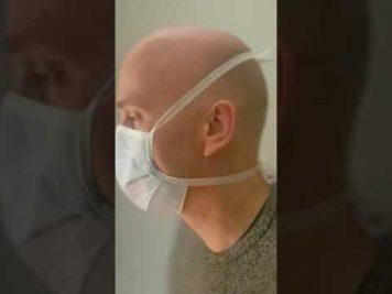 Hoe verwijder ik een mondmasker? – deel 2