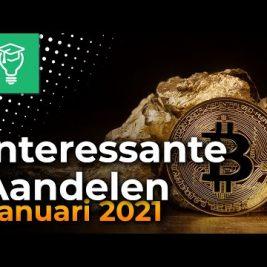 Interessante aandelen – Januari 2021 | Bitcoin kopen via DEGIRO